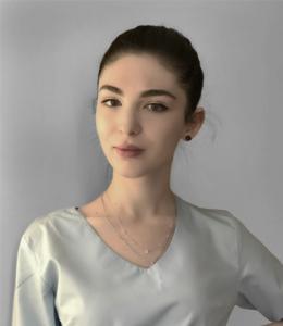 Цагаева Александра Олеговна