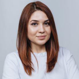 Абдурахманова Саида Абдурахмановна