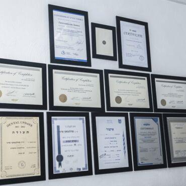 MigDent Медведково Сертификаты